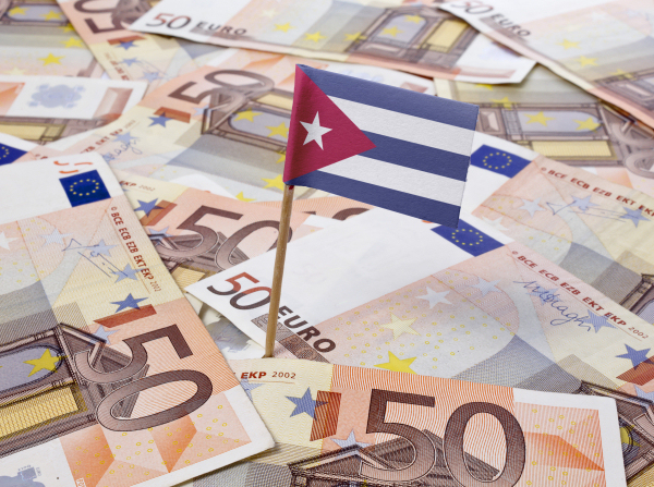 Cuba money services and banking